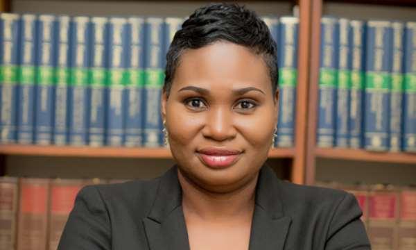 Lawyer Naa Odofoley Nortey