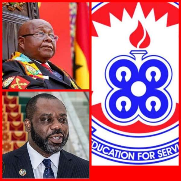 An open letter to the Speaker of Parliament and Hon Matthew Opoku Prempeh