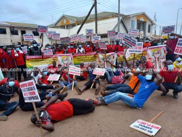Our leaders sold us out with poor 4% pay rise negotiation – Coalition Against Leadership of TUC