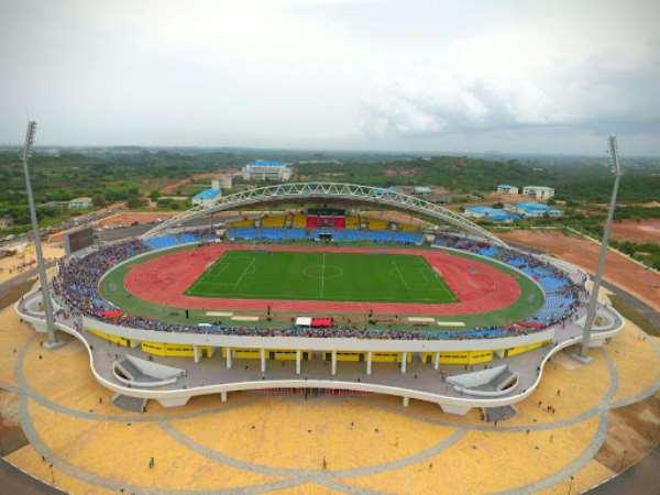 2022 WCQ: Ghana to host Zimbabwe on October 9 at Cape Coast Stadium