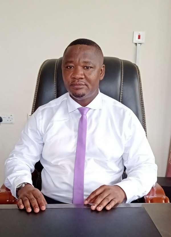 A/R: Adansi North DCE nominee Eric Kwaku Kusi extends appreciation to Akufo-Addo