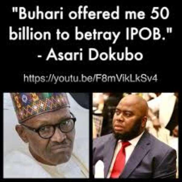 The N5 billion  Betrayal of Nnamdi Kanu; What I Told Igbo Clerics