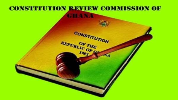 Constitutional Review: Initiate the Process