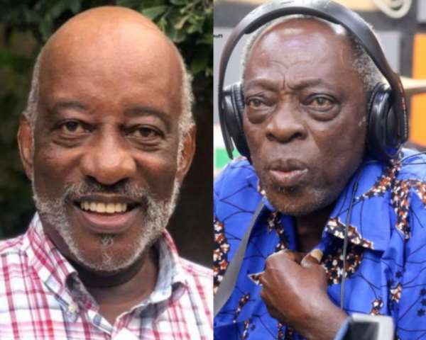 Kohwe is not my brother - George Laing reveals
