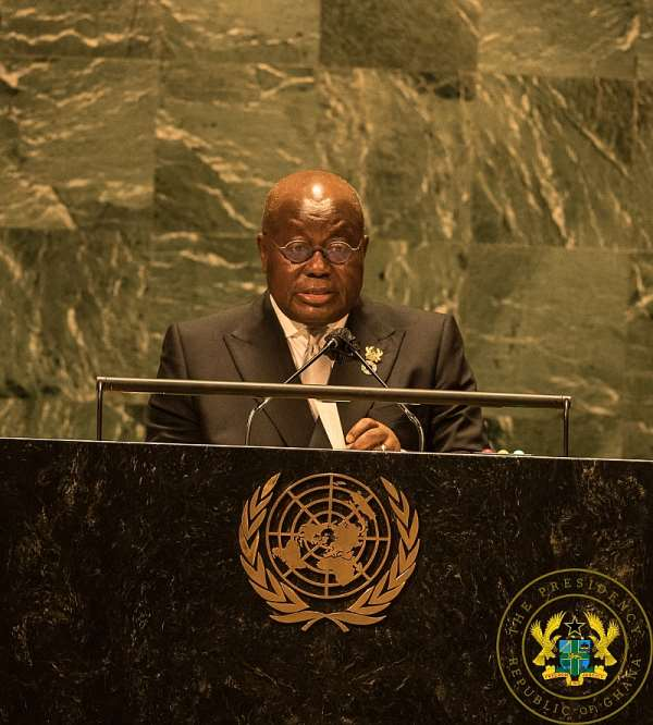 """""""Ghana Will Defend Democracy And Constitutional Rule"""" – Akufo-Addo"""