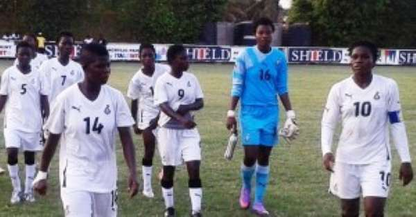 25 Black Princesses player starts camping today ahead of FIFA U20 Women's World Cup