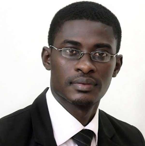 Michael Paa -Quecy Adu, NUGS President
