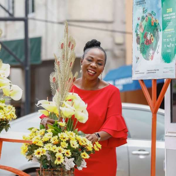 2018 Garden And Flower Show To Champion Green Ghana