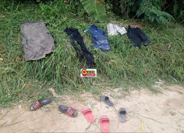 A/R: Horrific As Four Kids Drown At Bremang