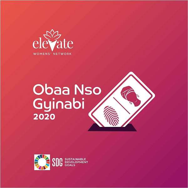 Elevate Womens' Network Outdoors 'ObaaNso Gyina Bi' Logo On Social Media
