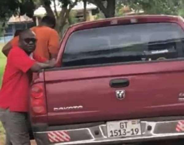 Blows At Dormaa Chief's Palace As Nyantakyi Supports 'Palmer'