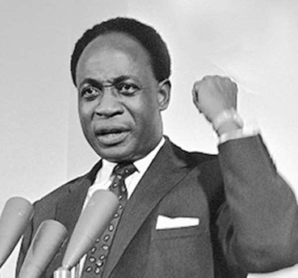 The Finger Print Of Nkrumah