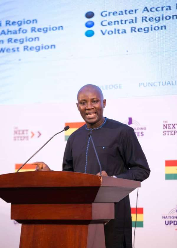 Dr. Anyars Tackles Unemployment; 'No Alternative Can Beat NABCO'