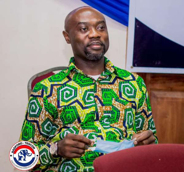 You will soon be recognised - NPP's Armstrong assures failed MMDCEs aspirants
