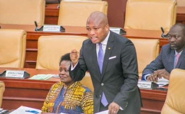 Ablakwa to file two urgent questions again over cost of Akufo-Addo's foreign travels