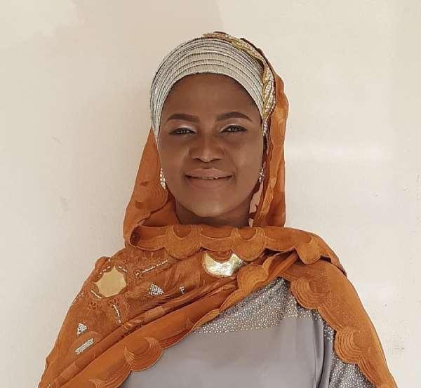 Hajia Zuweiratu Mada Nashiru