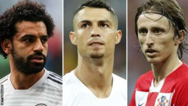 Best Fifa Football Awards Winners To Be Announced Today