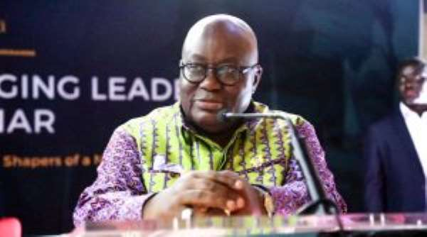 Ghana's Economy Not In Crisis – President Akufo-Addo