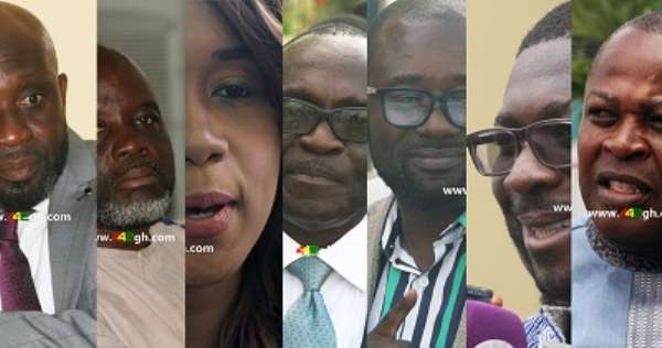 GFA Elections: Crucial Time For GFA Hopefuls - Face Integrity Test, Vetting