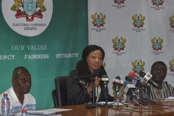 EC To Hold IPAC Meeting Today Over 'Missing' Names On New Voter's Register