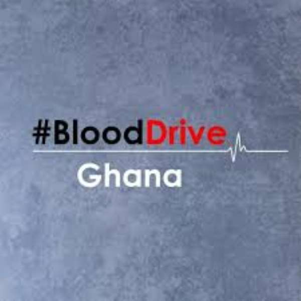 Blood Drive Ghana to celebrate 3rd anniversary with donation exercise
