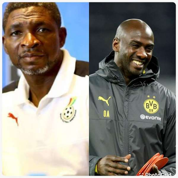 GFA confirm the appointment of Maxwell Konadu and Otto Addo as deputy Black Stars coaches