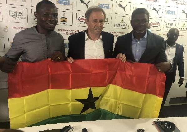 Salary, bonuses, other details of contract of Black Stars head coach Milovan Rajevac