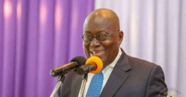 I'm In A Hurry To Achieve Ghana Beyond Aid