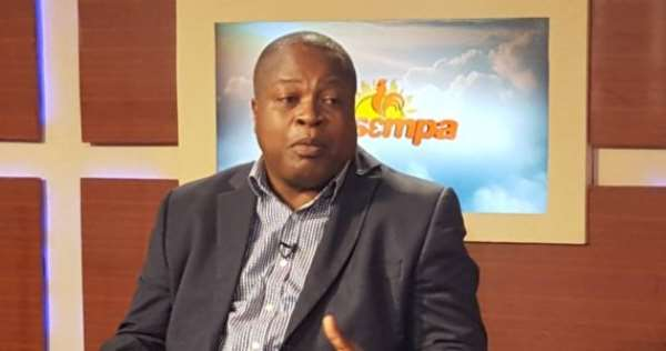 GFA Elections: I Am Not Scared Of Any Of My Opponents - Fred Pappoe