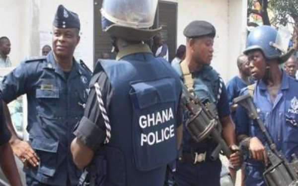Police To Release Detailed Report On Violence During Voter Registration Exercise