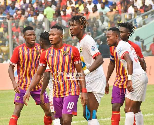 Local Players Miss Out On Invite For Ghana's Upcoming Friendly Against Mali