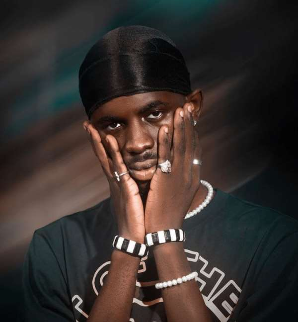 I'm very passionate about my music – Black Sherif