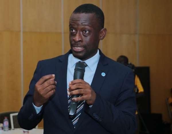 Western Regional Minister Kwabena Okyere Darko-Mensah