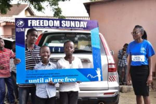 International Justice Mission Ghana Rallies Churches Towards Social Justice
