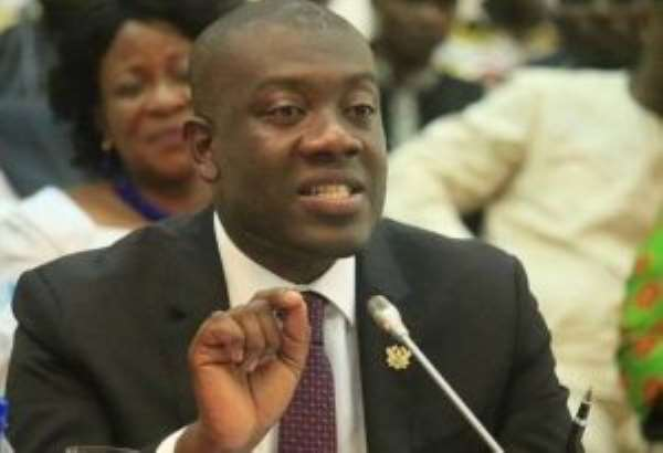 Parliament Vets Oppong Nkrumah, Other Appointees In October