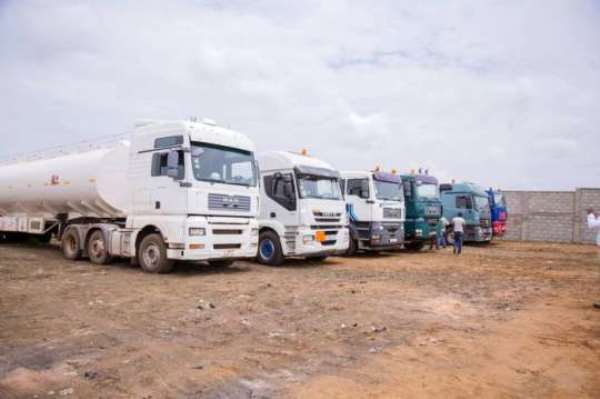 Fuel Tanker Drivers' Strike Enters Day Two