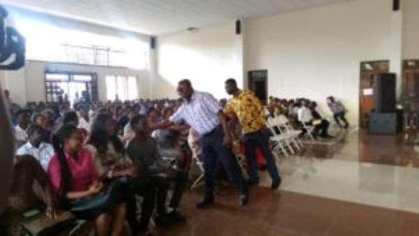 KMA Registers 1500 NABCO Trainees