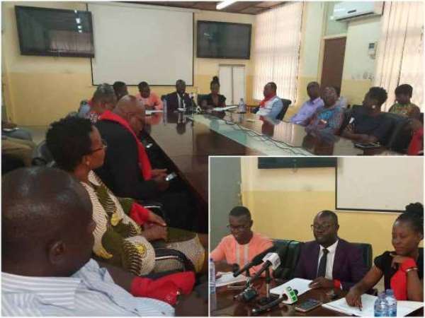 Indefinite Strike Hits Ghana Technology University College