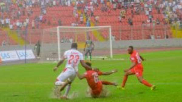 2019 President Cup: GHALCA Sets October 27 For Hearts-Kotoko Replay