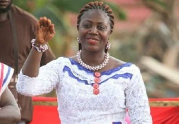 NPP's Ama Sey 'Goes' Independent