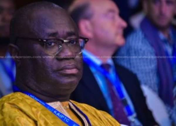 Let's begin interrogating bank staff over bank-related robberies – Prof. Aning