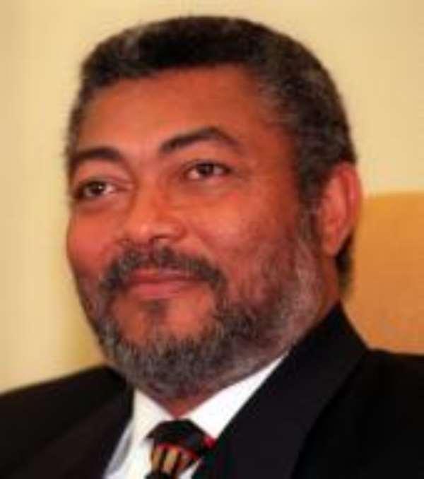 Massive corruption leaving Ghana destitute -JJ