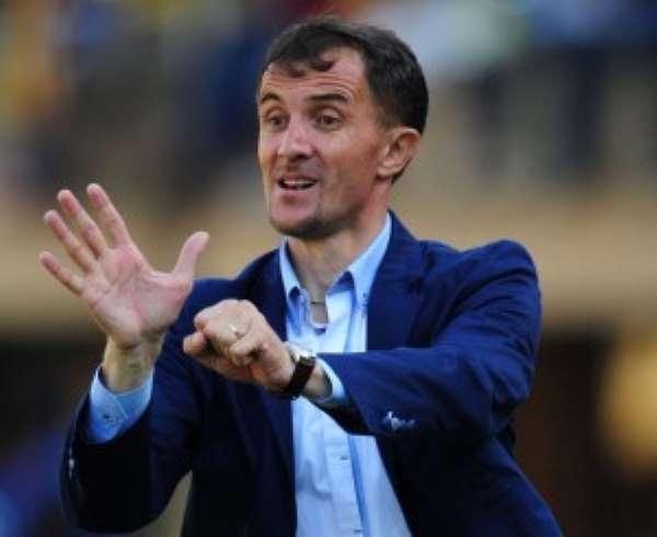 2018 World Cup qualifier: Uganda coach Sredejovic tells players honeymoon is over ahead of Ghana showdown
