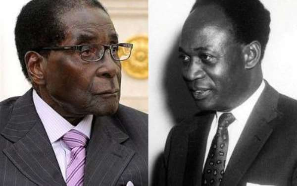 Mugabe And Nkrumah: The Tale Of Two Red Cockerels