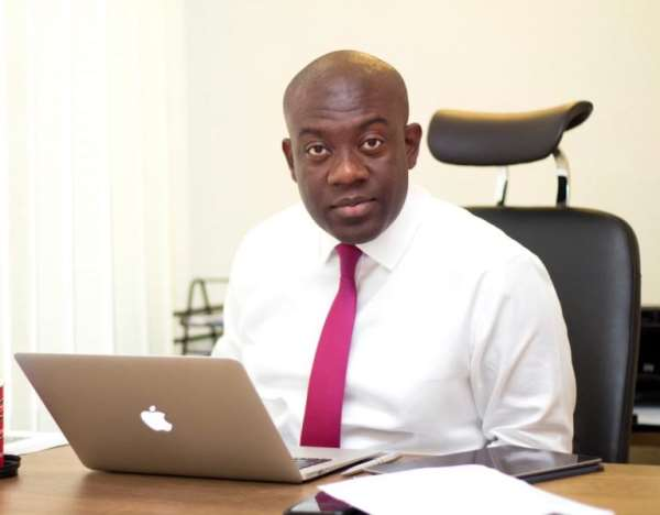 We'll Deal With Financiers Of Secessionist Group – Oppong Nkrumah