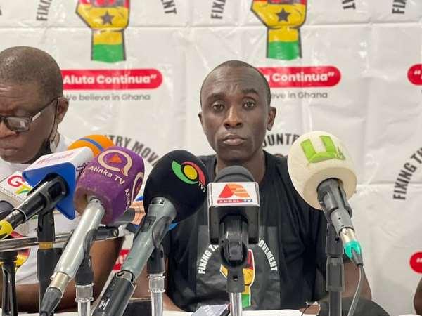 'Takoradi Kidnapping is coming at the back of NDC's Ofosu Ampofo's leaked tape' — Owusu Bempah