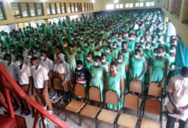 Damongo Senior High School launches 50th anniversary celebration