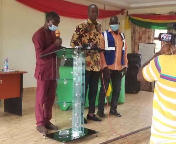 MMDCE elections: Amansie South DCE gets 89.2% endorsement