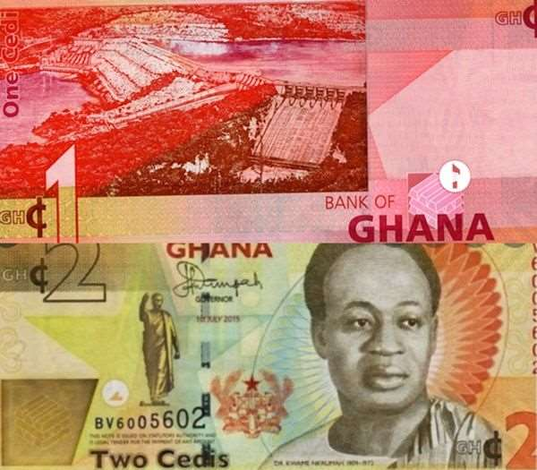 BoG to phase out GH¢1, GH¢2 notes soon