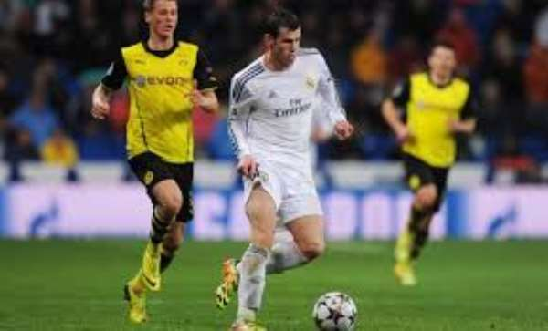 Dortmund, Real Share 2-2 Draw